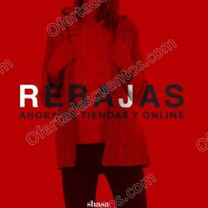 Shasa: Rebajas de Temporada blusas desde $50, Chamarras desde $299 y más
