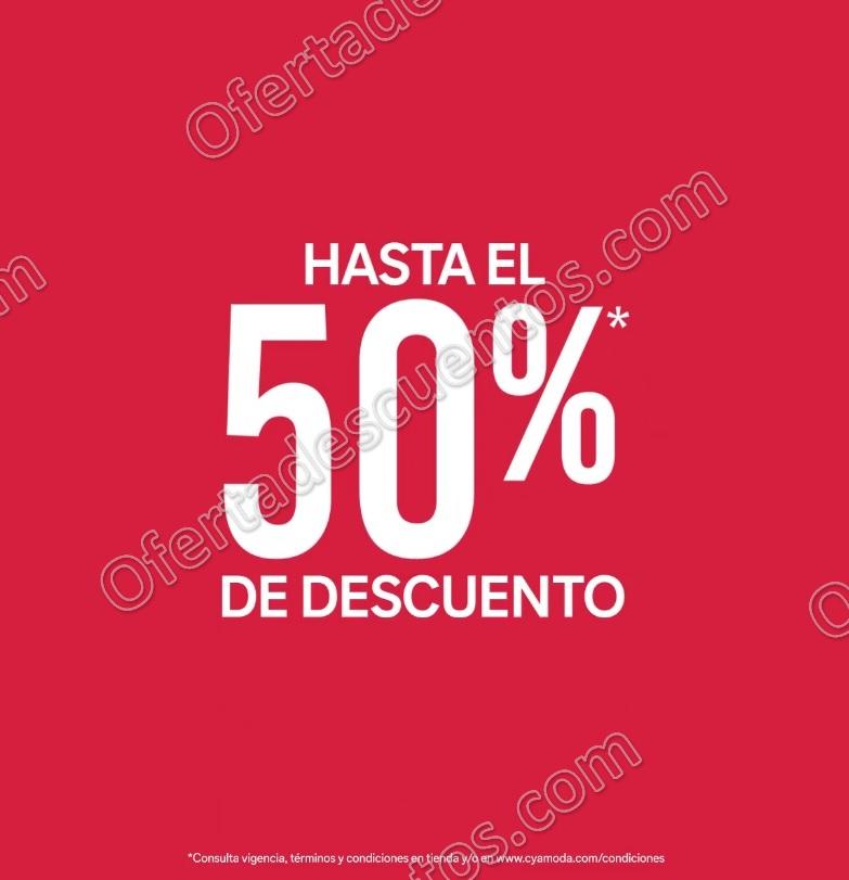 C&A: Rabjas de temporada con hasta 50% de descuento al 4 de Enero 2018