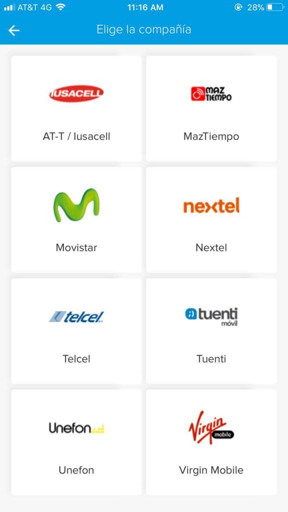 Mercado Pago: 50% de descuento en recargas de celular