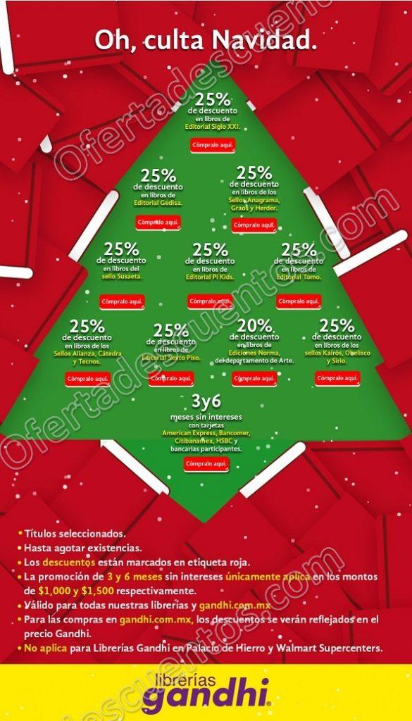 Promociones de Navidad Gandhi 2017