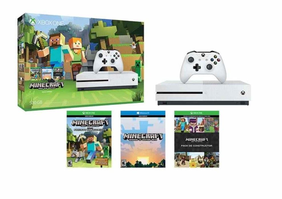 Sam's Club: Xbox One S 500 GB Varios Juegos a $4,799