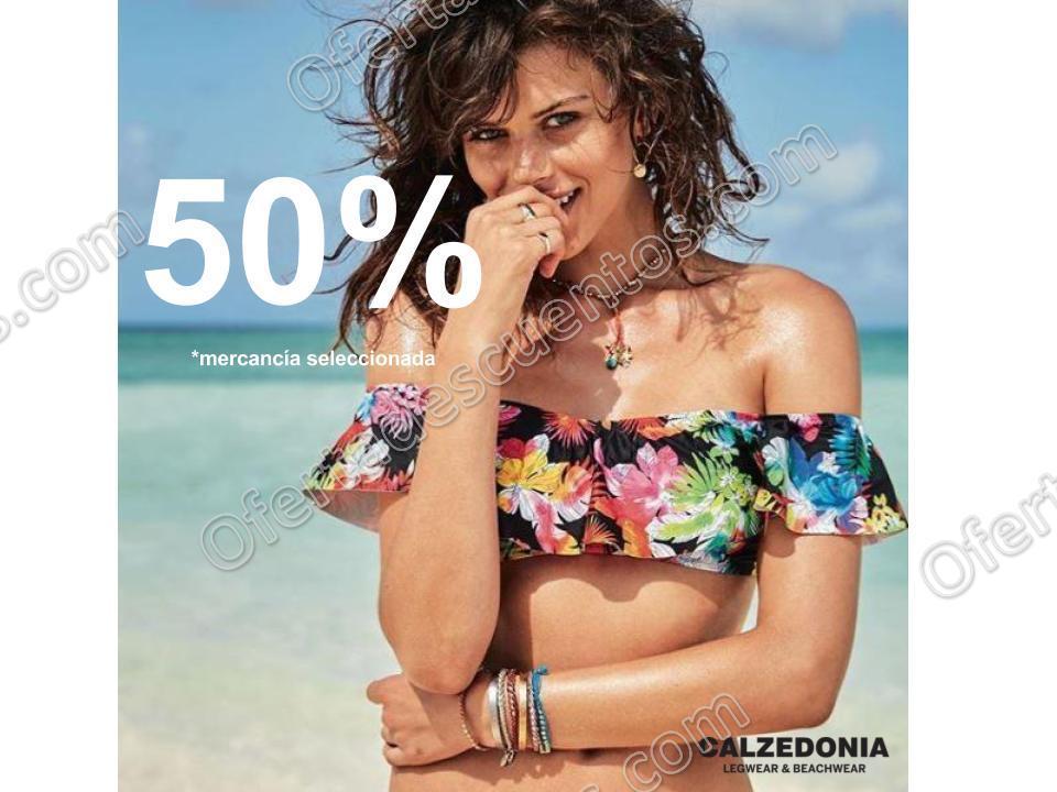 Calzedonia: Rebajas de temporada con hasta 50% de descuetno