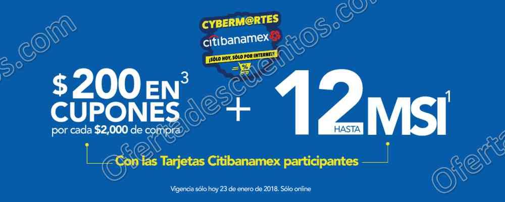 Best Buy: Cyber Martes $200 en cupones por cada $2,000 de compra con Banamex