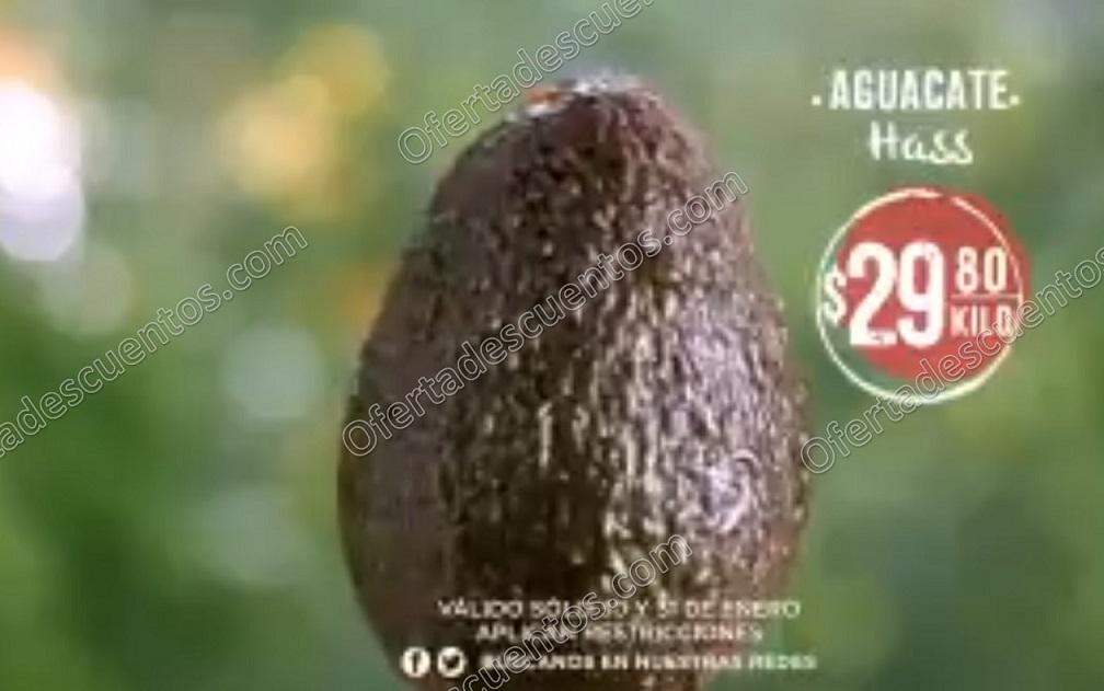 Comercial Mexicana: Frutas y Verduras Martes y Miércoles del Campo 30 y 31 de Enero 2018