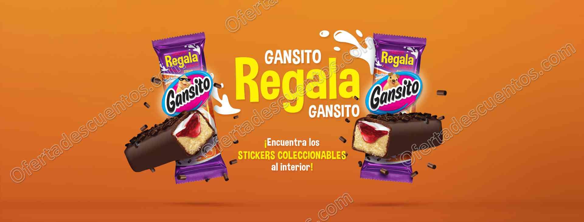 Promocion Gansito regala Gansito 2018