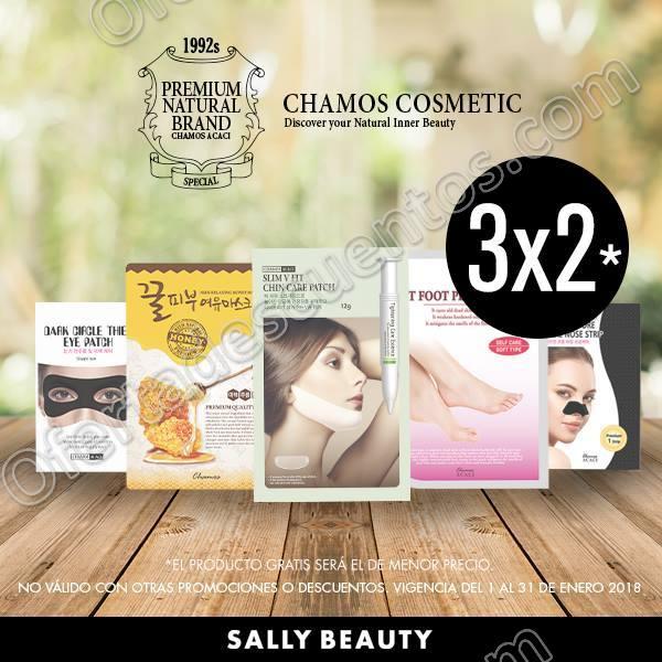 Sally Beauty: Promociones Enero 2018