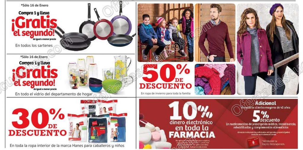 Soriana: 50% de descuento en Ropa de Invierno, 30% en Ropa Interior y más