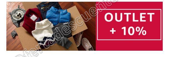 Amazon: 10% de descuento adicional en Oultet de ropa, calzado y accesorios