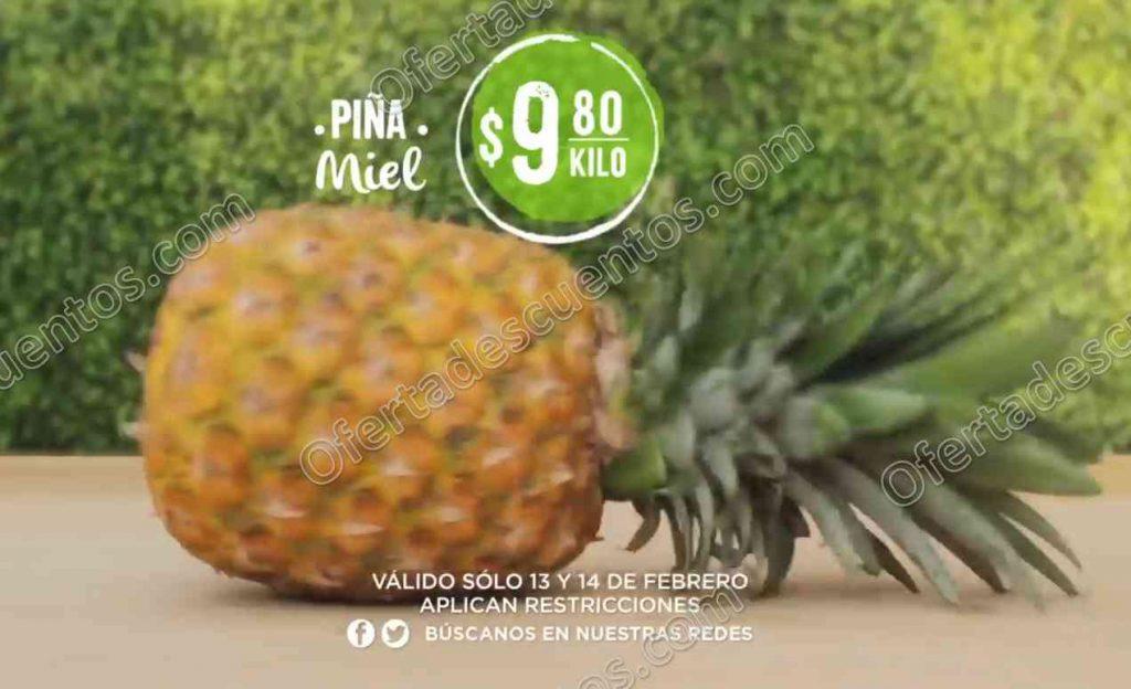 Comercial Mexicana: Frutas y Verduras del Campo 13 y 14 de Febrero 2018
