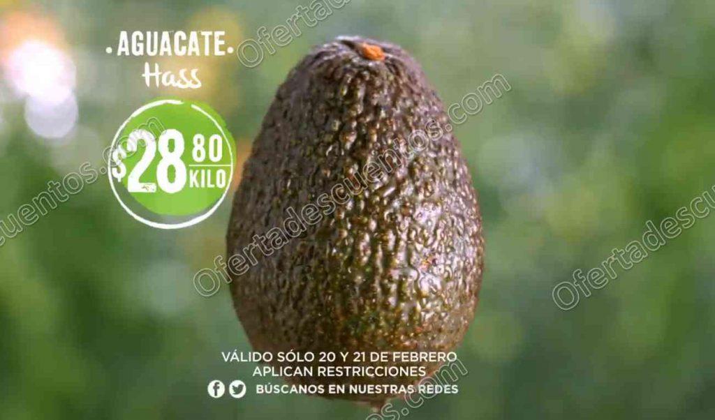 Comercial Mexicana: Frutas y Verduras del Campo 20 y 21 de Febrero 2018