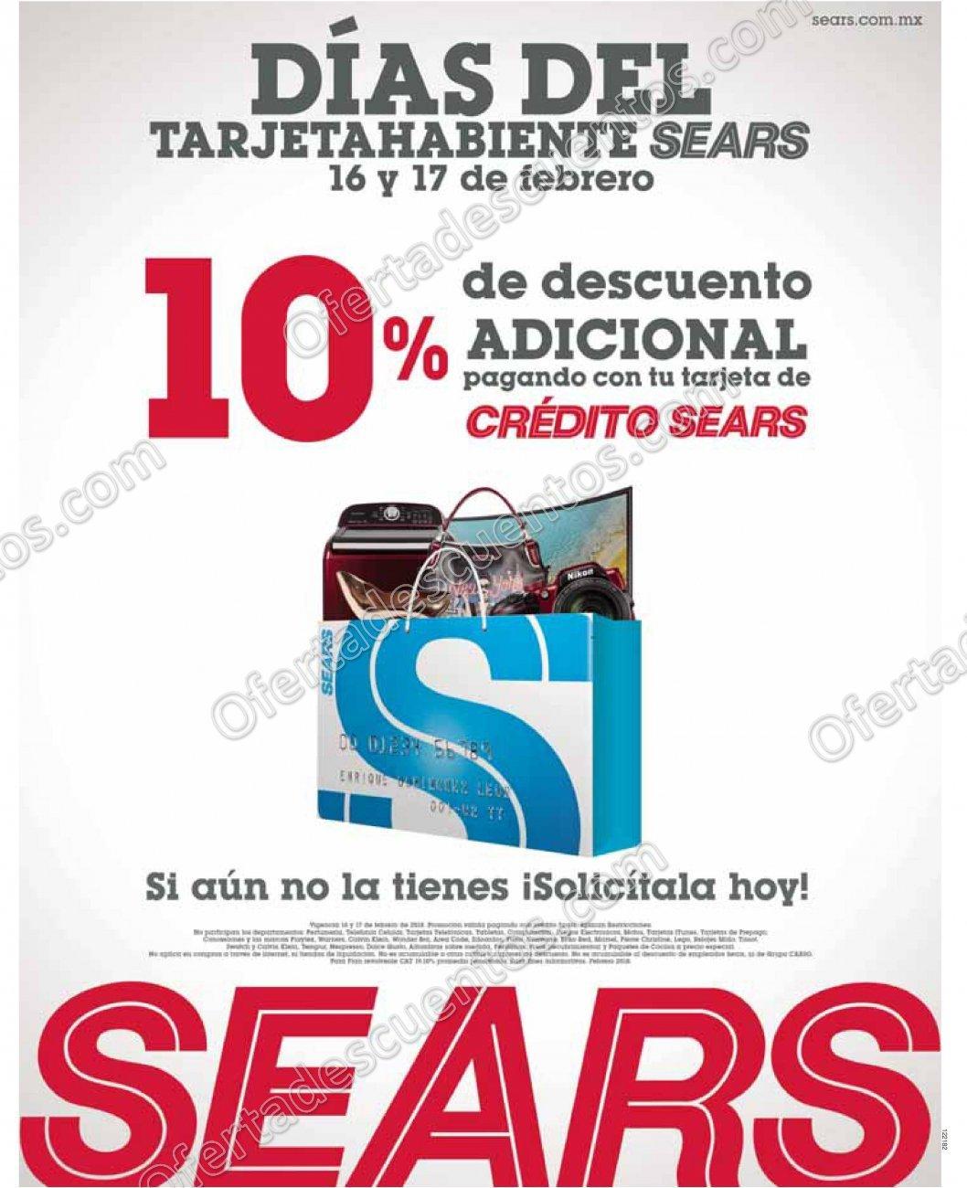 Ofertas Promociones Y Descuentos En Sears 2018 Oferta Descuentos # Muebles Sears Monterrey