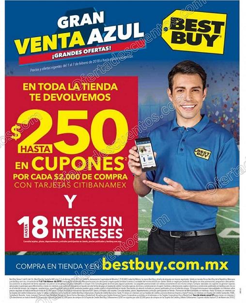Best Buy: Gran Venta Azul recibe hasta $250 en cupones por cada $2,000 de compra