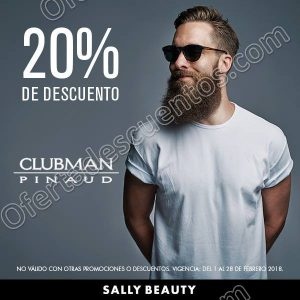 Sally Beauty: Promociones del mes Febrero 2018
