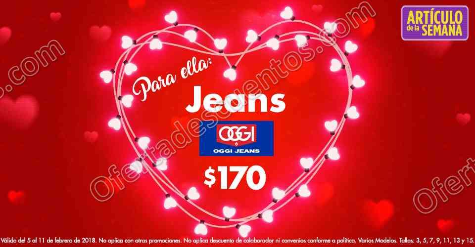 Suburbia: Pantalones Oggi Jeans a $170