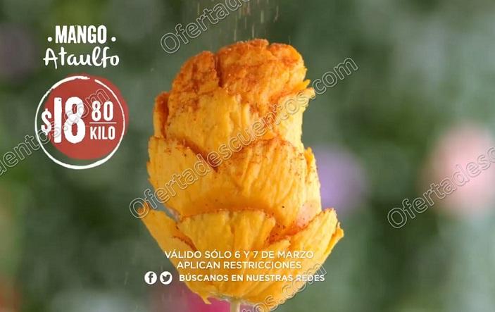 Comercial Mexicana: Frutas y Verduras del Campo 6 y 7 de Marzo 2018