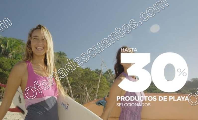 Martí: Hasta 30% de descuento en producto de playa