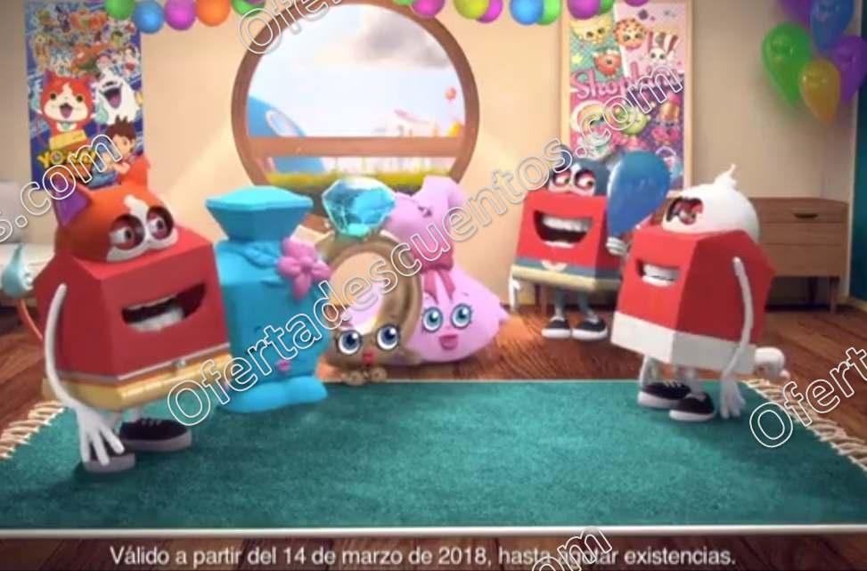 Nueva Cajita Feliz de McDonald's ahora con juguetes Shopkins y Yokai Watch