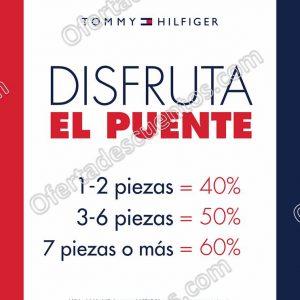 Tommy Hilfiger: Descuento Escalonado Hasta 60%