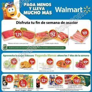Fin de Semana de Asador Walmart 23 al 25 de Marzo 2018