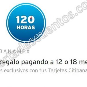 120 Horas Citibanamex 2018 del 19 al 23 de Abril