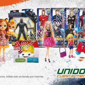 Chedraui: Promociones arma tu selección 20% de descuento en juguetes y más