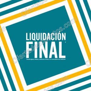 C&A: Liquidación Final de mitad de temporada
