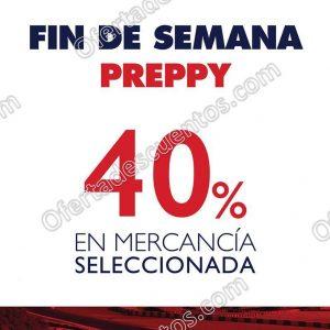 Tommy Hilfiger: Fin de Semana Preppy hasta 40% de descuento