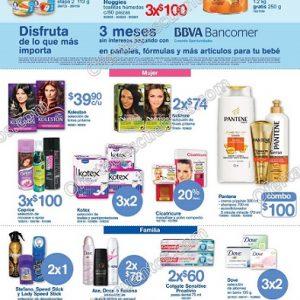 Farmacias Benavides: Ofertas en el mes del bebés 3×2 en pañales y más solo 11 de Abril