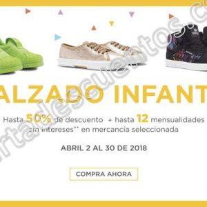 Palacio de Hierro: Hasta 50% de descuento en Calzado Infantil y para Bebés
