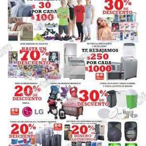 Soriana: Promociones de Fin de Semana del 13 al 16 de Abril 2018