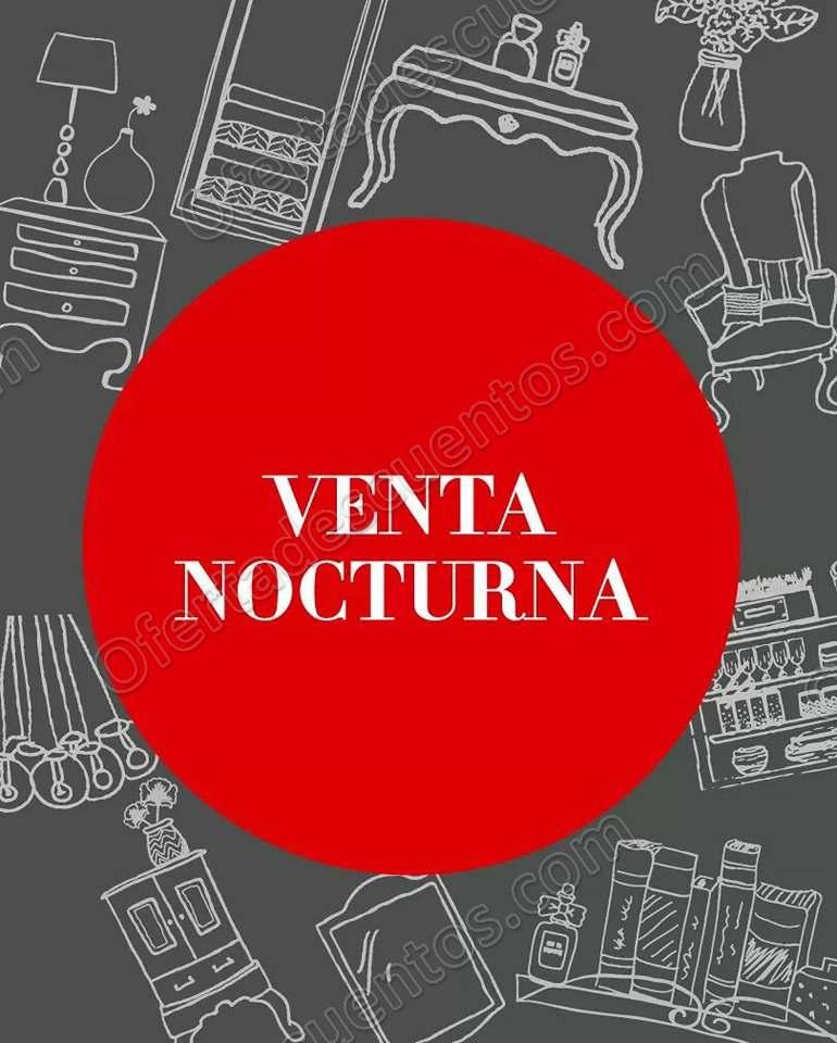 Venta Nocturna The Home Store del 27 al 29 de abril 2018