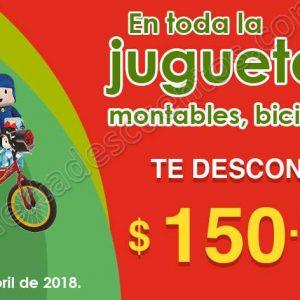 Mega Soriana: Promociones de Fin de Semana del 27 al 30 de Abril 2018