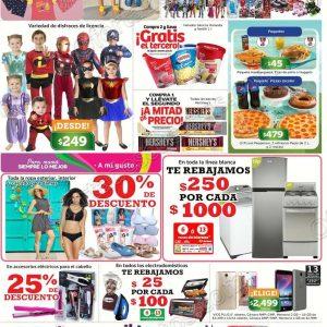 Soriana: Promociones de Fin de Semana del 27 al 30 de Abril 2018