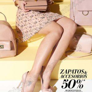 C&A: 50% de descuento en segunda compra en Calzado y Accesorios