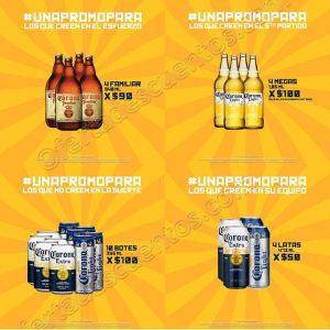 Promoción Corona UnaPromoPara: 4 Megas por $100 y más