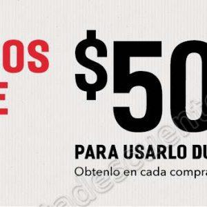 Soriana: Cupón de $500 de descuento para el Hot Sale 2018