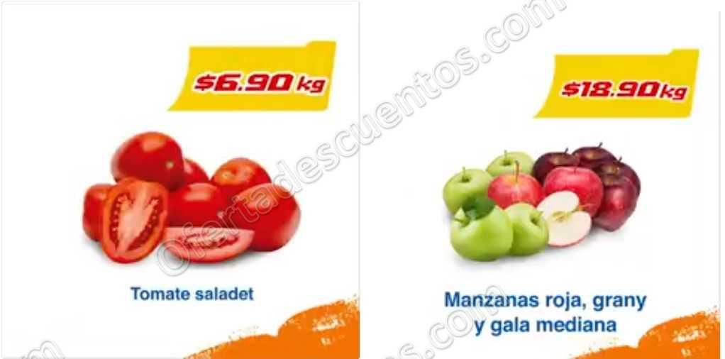 Frutas y Verduras Chedraui 29 y 30 de Mayo 2018