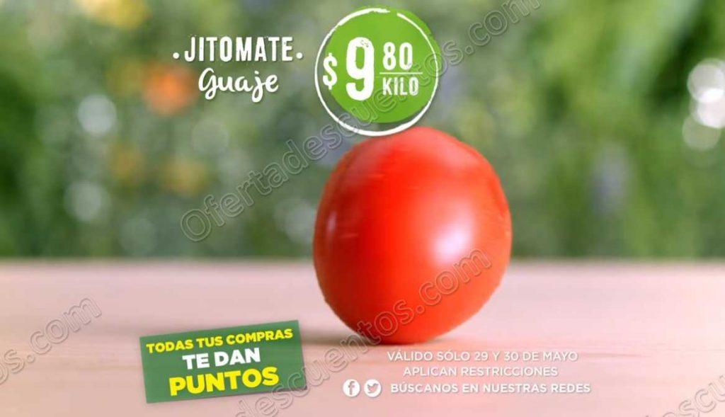 Ofertas Frutas y Verduras Mega Soriana del 10 al 11 de Julio 2018