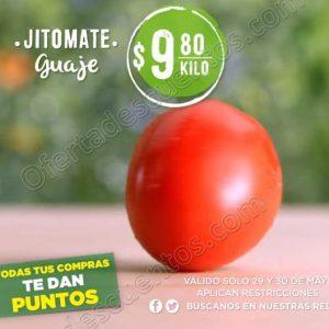 Frutas y Verduras Martes y Miércoles del Campo Mega Soriana 29 y 30 de Mayo