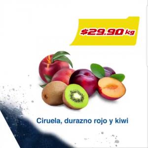 Chedraui: Frutas y Verduras 15 y 16 de Mayo