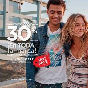 Promociones Hot Sale 2018 Aéropostale