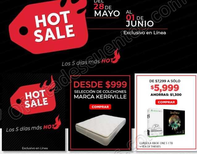 Promociones Hot Sale 2018 HEB