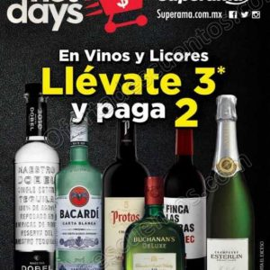 Folleto de Promociones Hot Sale/Days 2018 Superama