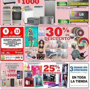 Soriana: Promociones de Día de las Madres del 8 al 10 de Mayo 2018