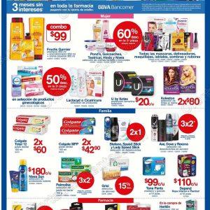 Farmacias Benavides: Promociones de Fin de Semana del 11 al 14 de Mayo 2018