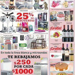 Soriana: Promociones de Fin de Semana del 4 al 7 de Mayo de 2018