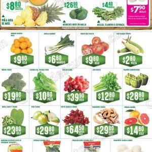 Ofertas Frutas y Verduras Soriana 22 y 23 de Mayo 2018