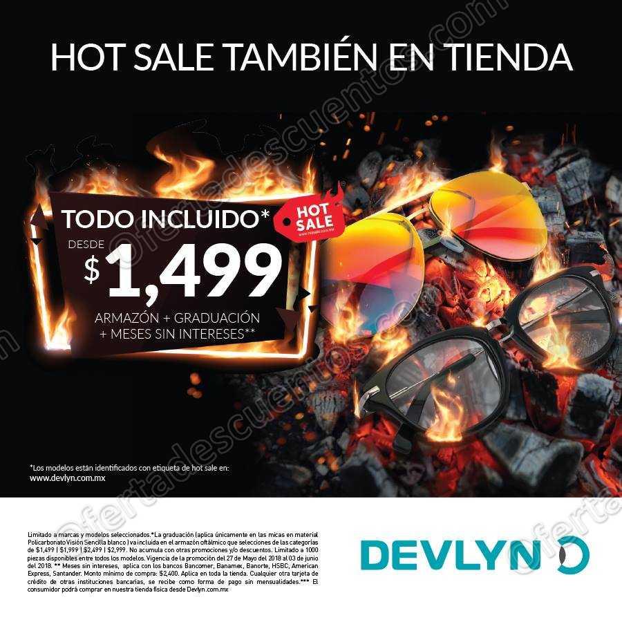 Hot Sale 2018 Devlyn: Todo Incluido por $1,499