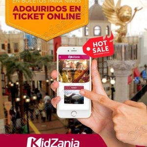 Promociones Hot Sale 2018 KidZania