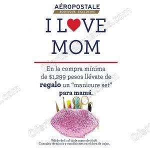 Aeropostale: Set de Manicure Gratis Para Mamá en Compra Mínima